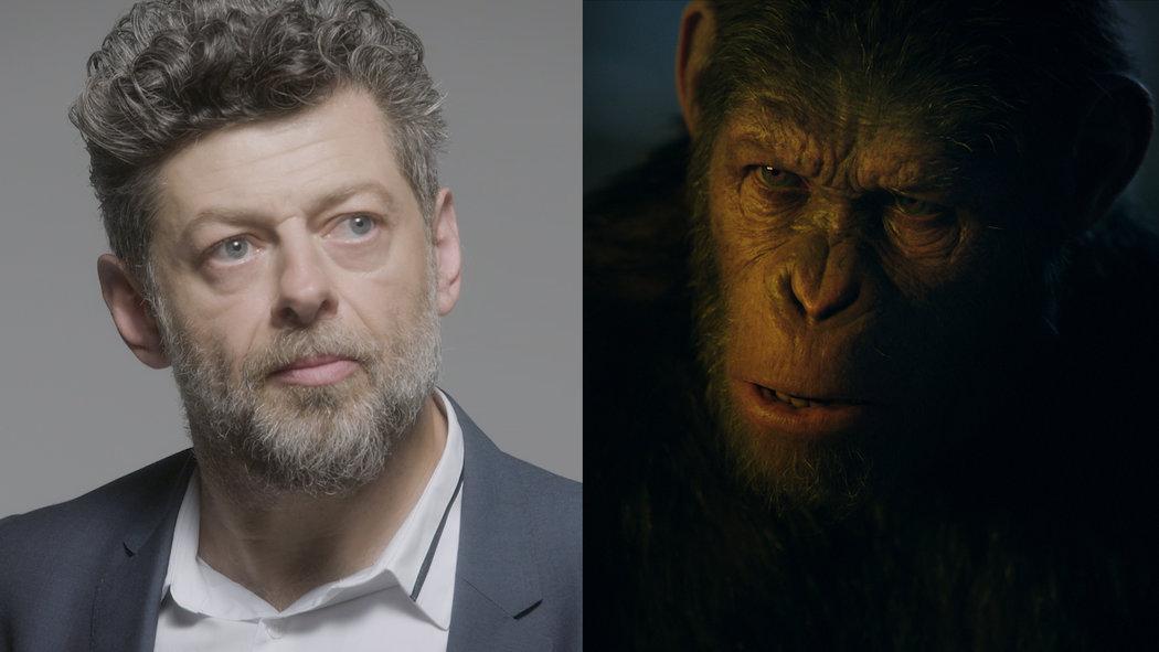 """Actor enseña los trucos del nuevo filme de """"Planet of the Apes"""""""