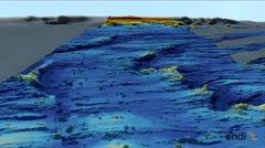 La búsqueda de un avión perdido halló un mundo submarino desconocido