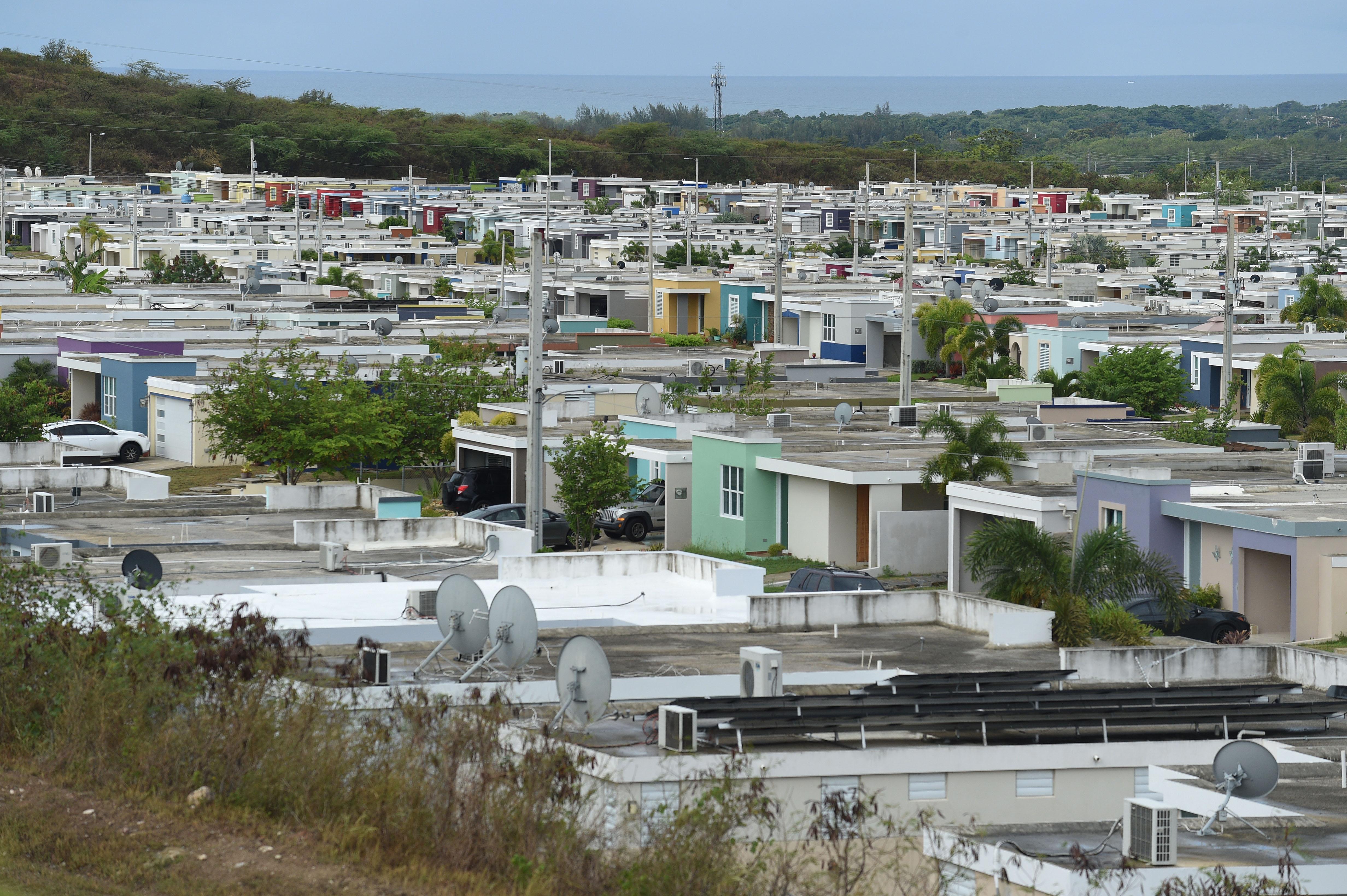 Puerto Rico en Datos: muchas casas y pocas ventas
