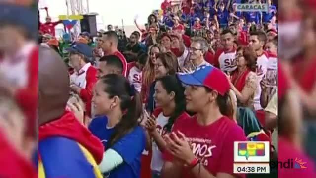"""Maduro promueve la Constituyente con versión de """"Despacito"""""""