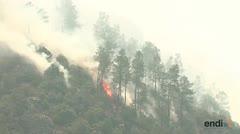 Mejora la situación de incendios en Francia y Portugal