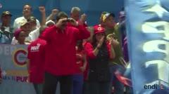 """Maduro dice """"go home"""" a Trump, """"Constituyente va"""""""