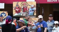 Boricuas celebran la exaltación de Iván Rodríguez al Salón de la Fama