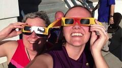 ¿Cómo prepararse para el eclipse solar?
