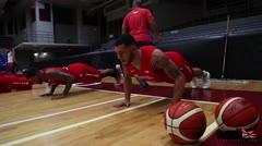 Inicia la renovación del Equipo Nacional de Baloncesto