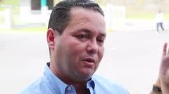 Ángel Pérez habla de la muerte de su sobrino