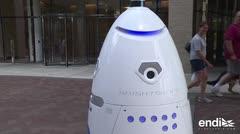 Los guardias robots ya están aquí