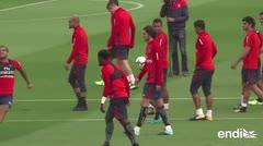 Neymar podrá debutar con el PSG el domingo