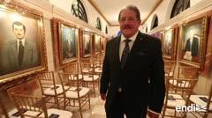 Expresidentes senatoriales recuerdan su legado