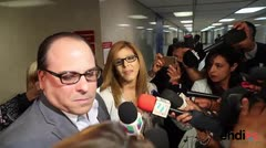 La esposa de Jaime Perelló reacciona al escándalo