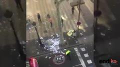 Barcelona: Una guagua atropella a varias personas