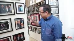 Gilberto Santa Rosa abre las puertas de su hogar