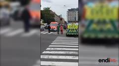 Varias personas apuñaladas en ciudad finlandesa de Turku