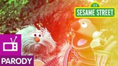 """""""Sesame Street"""" parodia a """"Despacito"""""""