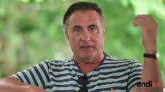 Andy García está encantado con el cariño de los puertorriqueños