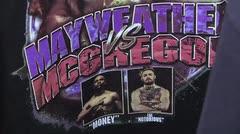 Las Vegas lista para la pelea del dinero: Mayweather vs McGregor
