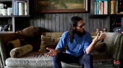Draco Rosa explica el origen de su estudio Phantom Box en Utuado