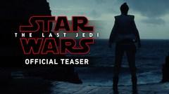 """Tráiler de """"The Last Jedi"""""""