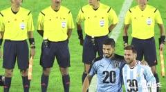 Messi y Suárez apoyan la candidatura de sus países a Mundial 2030