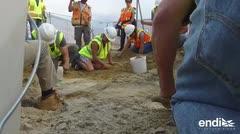 Descubren en Colorado un raro fósil de dinosaurio