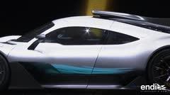 Todos los modelos de Mercedes-Benz tendrán una versión eléctrica