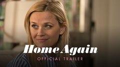 "Tráiler de la película ""Home Again"""