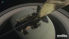 Escucha la melodiosa despedida para Cassini