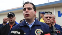El gobernador explica por qué Puerto Rico está bajo toque de queda