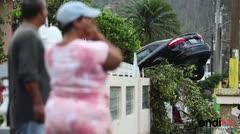 Madre relata cómo su hijo se convirtió en héroe durante el huracán María