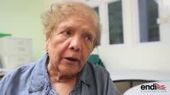 La novelista Evelyn Cruz se refugió y ahora narra su experiencia