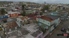 Visuales aéreos destapan los destrozos del barrio Capetillo