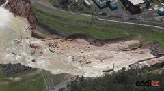 Impactantes fotos del centro y norte de Puerto Rico luego de María