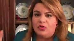 Jenniffer González habla sobre la visita de Trump a Puerto Rico
