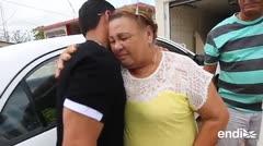 Tito El Bambino y Pirulo llevan suministros a Guayama