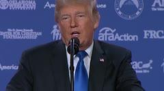 """Trump dice que visitó al """"presidente"""" de Islas Vírgenes"""