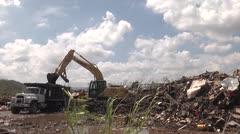 Timelapse: recogido de escombros en Toa Baja