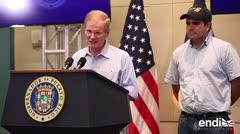 Congresista Bill Nelson impactado por la devastación en Puerto Rico