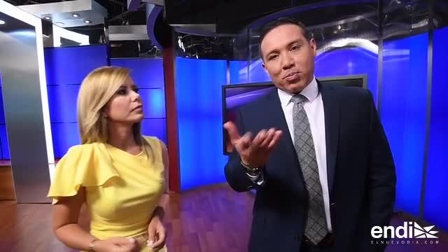 Zugey Lamela y Walter Soto León serán los anclas de Telenoticias 6:00 a.m.