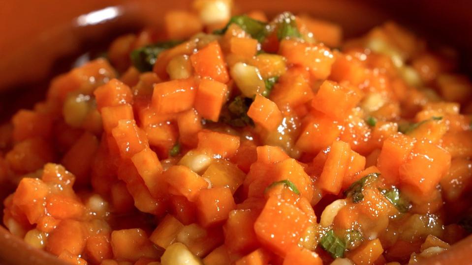 Receta del día: ensalada de frutas maceradas