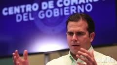 Rosselló informa que Educación tiene 193 escuelas abiertas