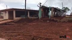 Peligrosos derrumbes en Maricao