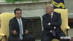 """Donald Trump: """"Yo diría que fue un 10"""""""