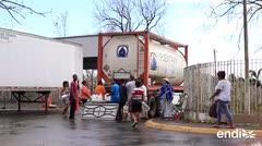 Emergencia en Rincón tras el huracán