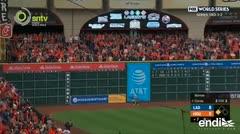 Los Astros de Houston ganan el épico Juego 5 contra los Dodgers de Los Angeles 13-12 en 10 entradas