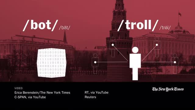 Cómo los bots y trolls rusos invaden nuestras vidas