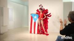 Traje típico de Miss Universe Puerto Rico representa la fortaleza de los puertorriqueños