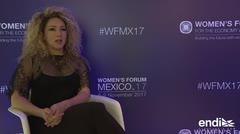"""La mujer detrás del hit """"Despacito"""" asimila su éxito"""