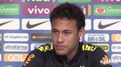 """Neymar sobre su relación con Emery y Cavani: """"dejen de inventar esas historias"""", luego llora"""