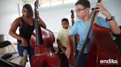 Zonas Comunes: programa musical intenta encaminar a las próximas generaciones