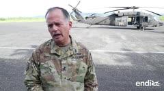 José Reyes: el general puertorriqueño que sustituirá a Jeffrey Buchanan en la isla